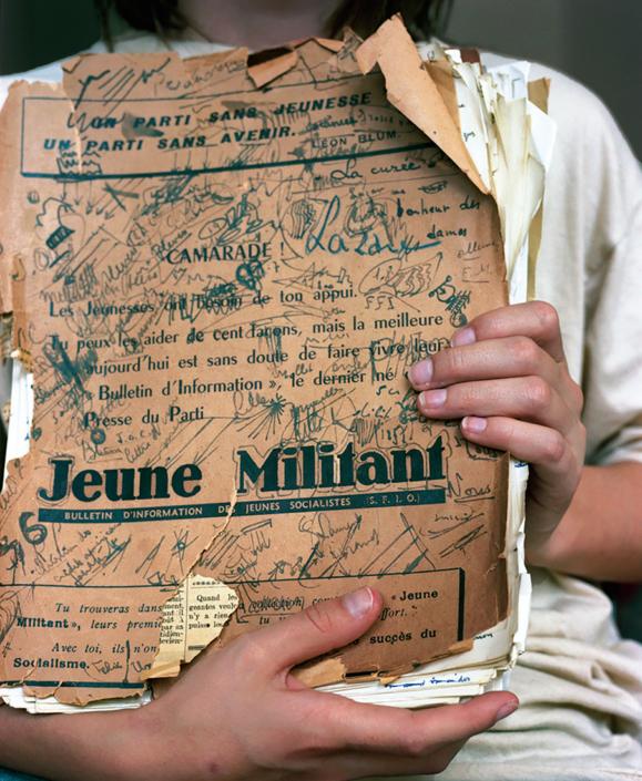 12/02/19 - 02/06/19. Florence Lazar - Tu crois que la terre est chose morte... Jeu de Paume 75008 Paris